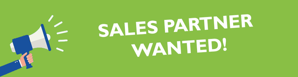 sales partner wanted